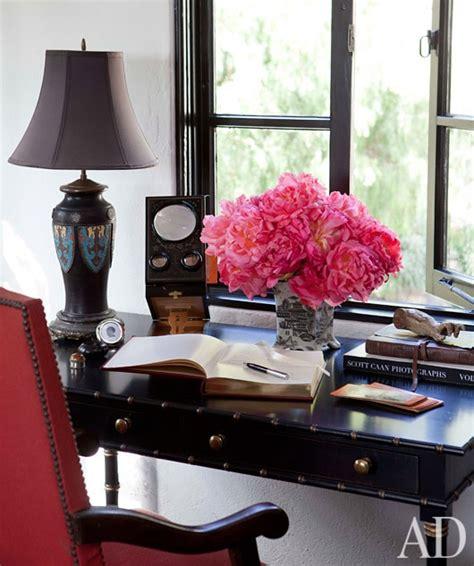 elegant  exquisite feminine home offices digsdigs