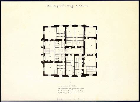 petit trianon floor plan le forum de marie antoinette petit trianon pinterest