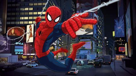 ultimate spider man wallpaper disney xd the ultimate spider man disney xd wallpaper www imgkid