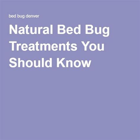 bed bug treatments that work best 25 bed bugs treatment ideas on pinterest bed bug