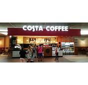 Costa Coffee  Fuerteventura Airport Aenaes
