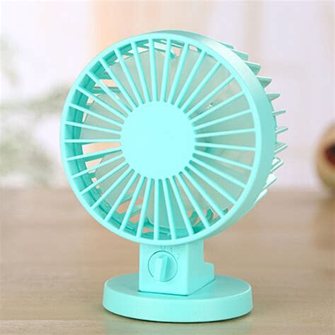 fan for home usb fan creative air condition abs mini desk fans for home