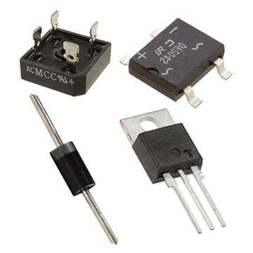 power diode types rectifiers types and comparison guide