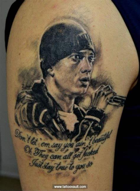 eminem tattoos 51 best images about tattoos on
