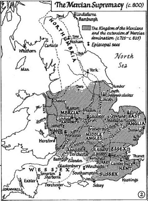 chocolate cities the black map of american books anglo saxons net the mercian supremacy c 800