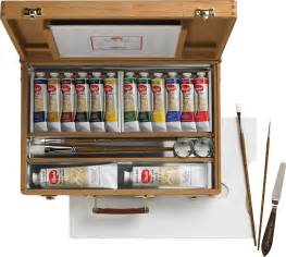 Save on discount utrecht artists deluxe wood box amp easel kit amp more