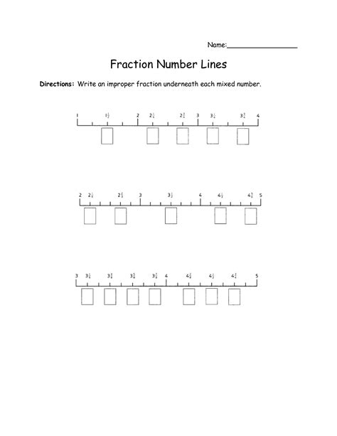 fractions on a number line worksheets 7 best images of fractions on number line worksheets math aids equivalent fractions ordering