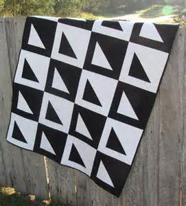 Black And White Quilt 6 Beautiful Black And White Quilt Patterns