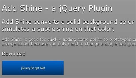 jquery ui layout background color jquery gradient plugins jquery script
