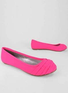 neon pink flat shoes 1000 images about pink flats on neon flat