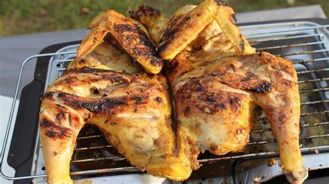 Poulet Grille by Poulet Grill 233 224 La Citronnelle En Crapaudine Cooking