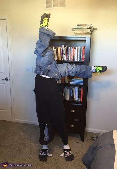 upside  man costume
