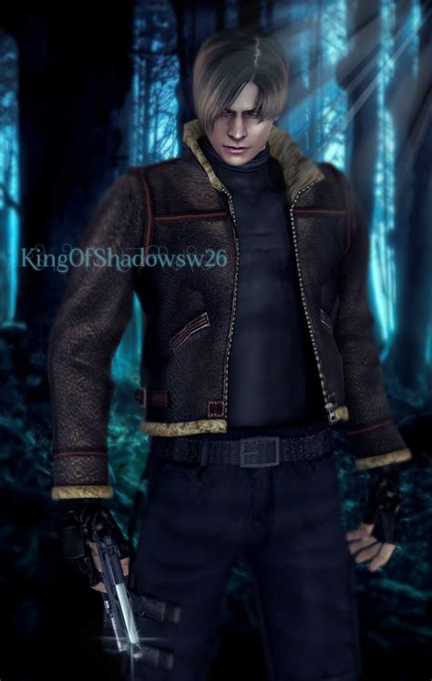 leon s leon s kennedy by kingofshadows26 on deviantart