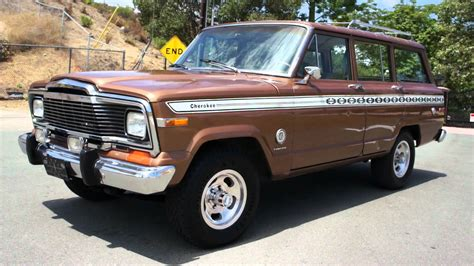jeep cherokee 1980 1979 jeep cherokee information and photos momentcar