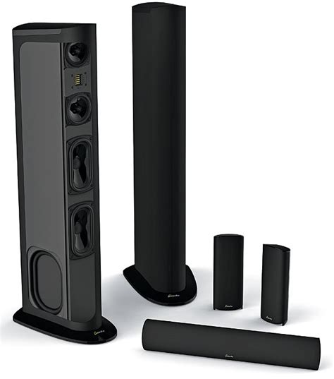 small home theatre speakers