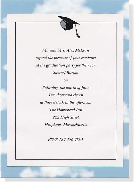 printable graduation invitation kits cogimbo us graduation party invitation stationery cogimbo us