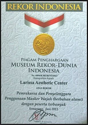 Masker Di Larissa larissa aesthetic center