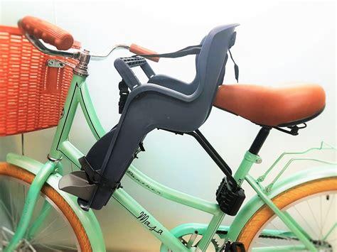 silla portabebe delantera  bicicleta kg ninos