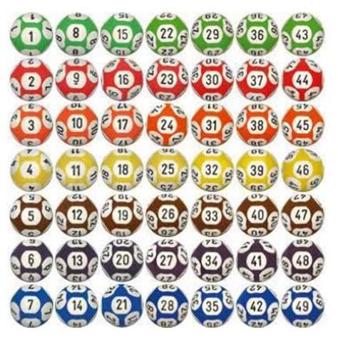 Printable Lottery Numbers | printable bonus ball sheet hotukdeals