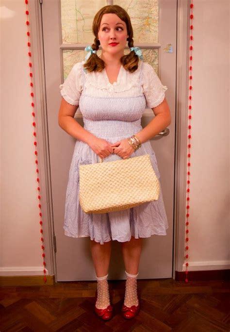 Handmade Dorothy Costume - dorothy costume diy www pixshark images galleries