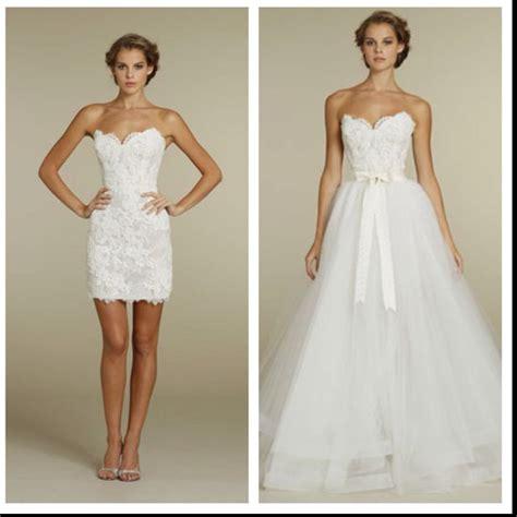 1 wedding changing dresses at reception 4
