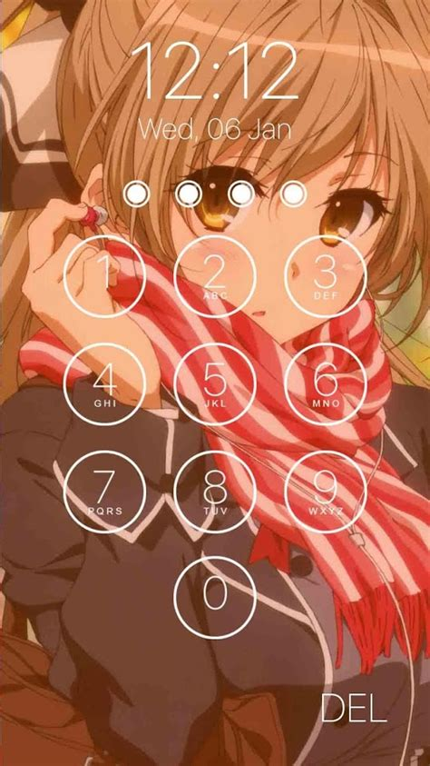 lock screen wallpaper android anime anime lock screen android apps on google play