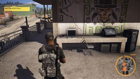 house search sites chemical trail ghost recon wildlands mission ghost recon wildlands game guide