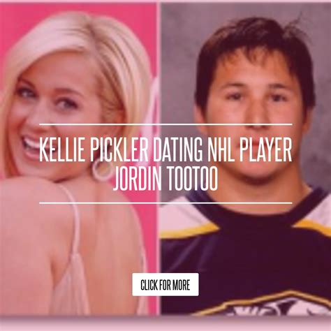 Kellie Pickler Dating Nhl Player Jordin Tootoo by Kellie Pickler Dating Nhl Player Jordin Tootoo Lifestyle