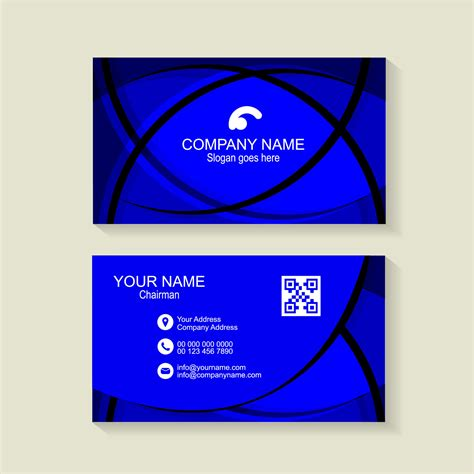 Blue Tag Graphic Design Templates Free Download Wisxi Com Card Template Blue