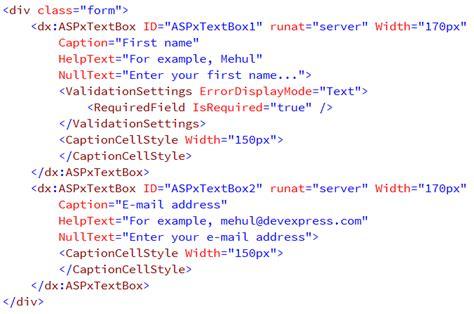 devexpress layout view hide caption asp net caption for text editors v14 1 release mehul