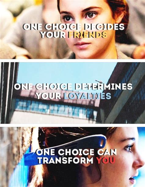 theme quotes from divergent 1000 images about theme plot and conflict on pinterest