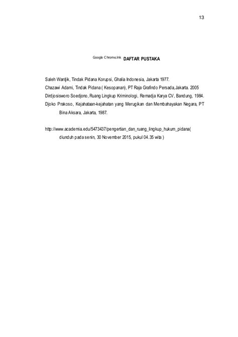 Hukum Pidana Positif Penghinaan Adami Chazawi makalah pidana