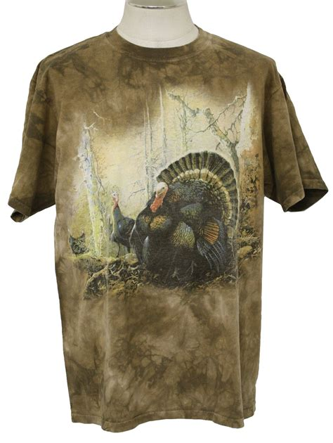 nineties vintage  shirt   mountain mens shaded