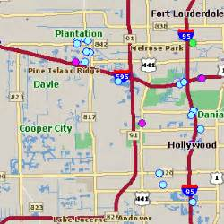 Davie Florida Map by Davie Fl Hotel Rates Comparison Amp Reservations Guide Map