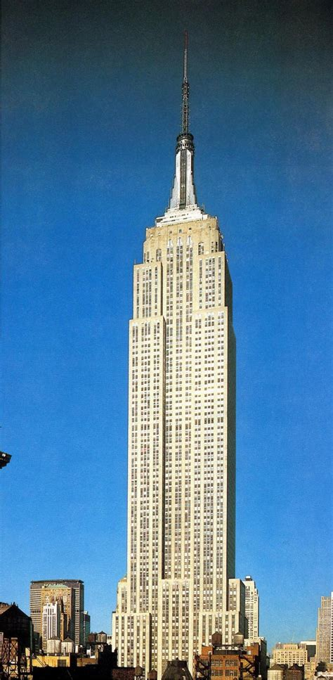 empire state building new york city of opportunities the wondrous pics