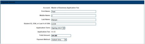 Of Kansas Mba Program Application Fee by Application Fee Wesleyan