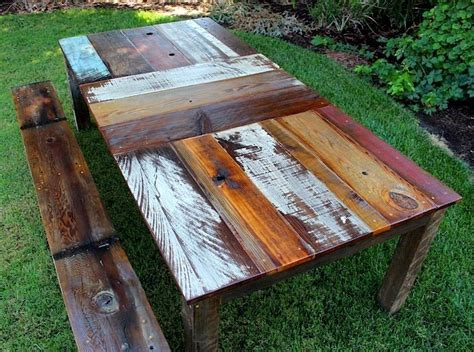 best 20 reclaimed wood dining table ideas on