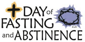 when is the day of fasting 2018 ash wednesday church of st anthony of padua