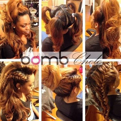 black people versatile sew in hairstyles 1001 best images about sew in hairstyles on pinterest