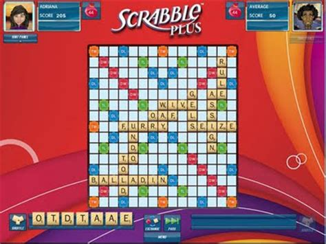 scrabble free play play scrabble against the computer with scrabble plus