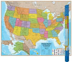 wall map hemispheres blue series wall maps calloway house