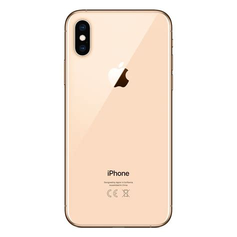 telefon mobil apple iphone xs 64gb gold emag ro