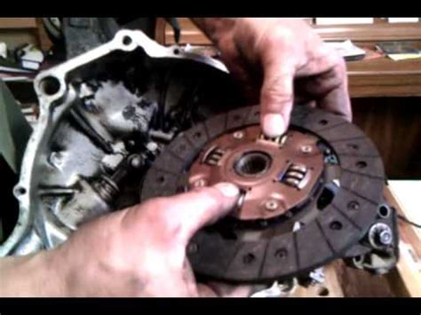 how to fix cars 1992 ford festiva transmission control 1991 ford festiva manual 5 speed transmission bad shaft youtube