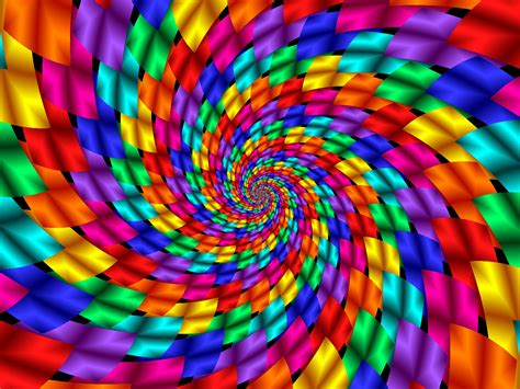 colorful colors psychedelic on pinterest optical illusions psychedelic