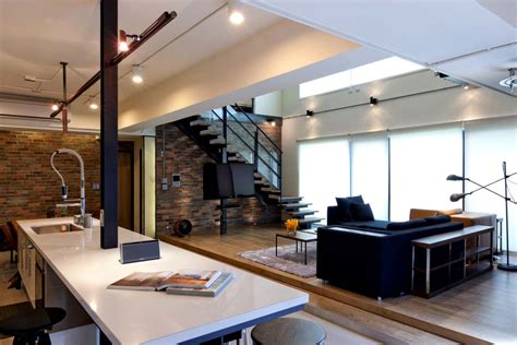 home design story kitchen reforma integral de un loft en taiwan lofts barcelona