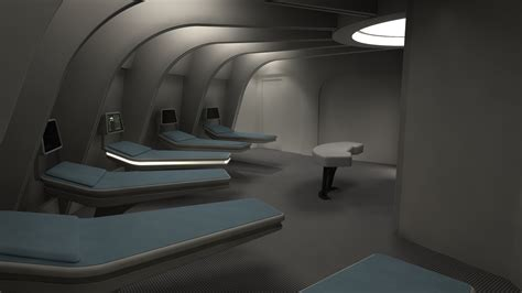 Star Trek Enterprise Floor Plans 1000 Images About Star Trek Sickbay On Pinterest