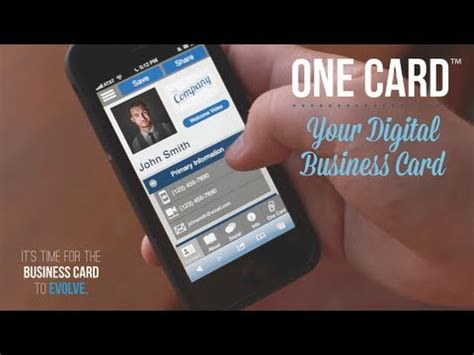 Free Digital Business Card