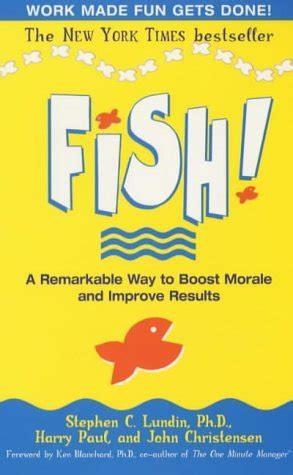 fish a remarkable way 0786870850 fish a remarkable way to boost morale and improve