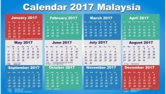Calendar 2018 Sarawak May 2017 Calendar Malaysia Holidays Archives Printable