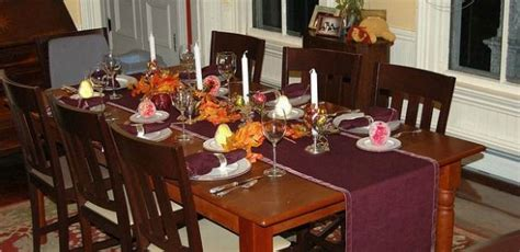 thanksgiving dining table ideas dining room beauteous thanksgiving table settings